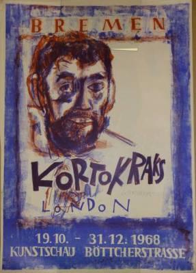Bremen - Kortokraks (London). 19.10. - 31.12.'68.: Kortokraks, Rudolf: