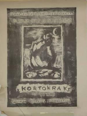 Kortokraks (London) Pinturas Dibujos Litografias. Casa de: Kortokraks, Rudolf: