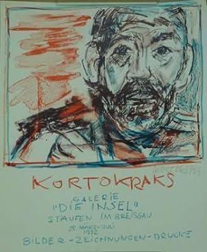 "Kortokraks. Galerie ""Die Insel"", Staufen im Breisgau,: Kortokraks, Rudolf:"