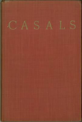 Pablo Casals. Mit 41 Abbildungen nach Aufnahmen von Paul Senn.: Tobel, Rudolf von: