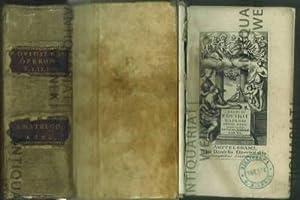 Publii Ovidii Nasonis Operum. Tomus I. Scripta: Ovidius Naso, Publius)
