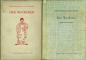 Der Bockerer. Dramatisches Possenspiel in drei Akten.: Becher, Ulrich -