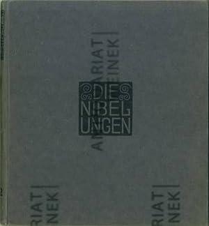 Die Nibelungen. Dem deutschen Volke wiedererzählt von: Czeschka, Carl Otto)