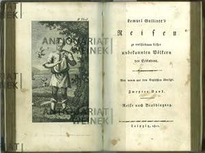 Lemuel Gulliver's Reisen zu verschiedenen bisher unbekannten: Swift, Jonathan]: