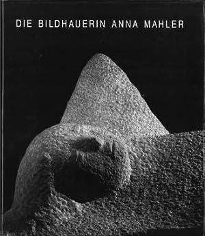 Die Bildhauerin Anna Mahler.: Mahler, Anna) -