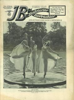 Illustrierter Beobachter. 13. Jg., Folge 27, 7.: Eher-Verlag (Hg.):