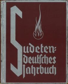 Sudetendeutsches Jahrbuch 1937. Der Dritten Folge - Vierter Band (Berichtsjahre 1936. ...