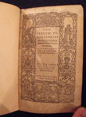 Liber Precum Publicarum, seu Ministerii Ecclesiasticae Administrationis