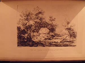 A Collection of Prints illustrative of English Scenery, from the drawings and sketches of Thos. G...