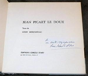 Jean Picart le Doux.: Moussinac, Léon.