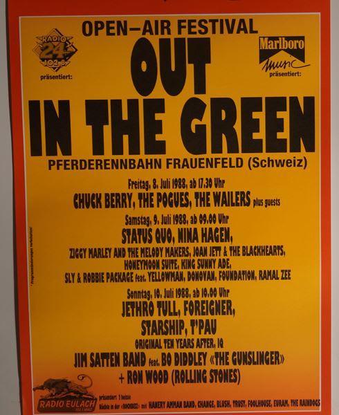 Frauenfeld open air dates