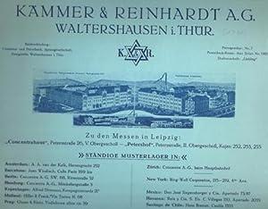 K mmer reinhardt a g waltershausen i th r mein liebling 1928 katalog nachdruck von doll - Liebling englisch ...