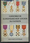 Handbuch europäischer Orden in Farben: Paul Ohm Hieronymussen,