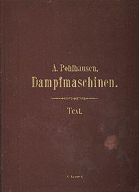 Dampfmaschinen (Taschenbuch): A. Pohlhausen
