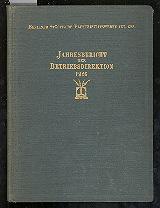Jahresbericht der Betriebsdirektion 1926 (Taschenbuch): Berliner Städtische Elektrizitätswerke