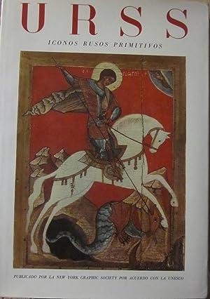 URSS. Iconos rusos primitivos: LASAREFF, VICTOR