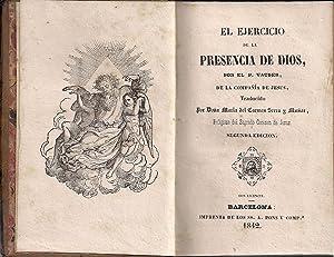 El ejercicio de la presencia de Dios: VAUBER, P.