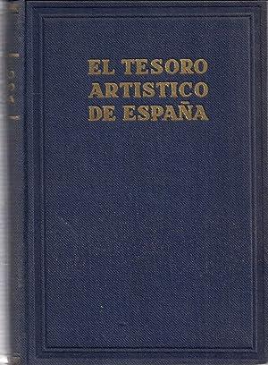 El tesoro artistico de España. La cerámica,: VARIOS