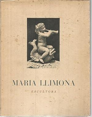 Maria Llimona, escultora