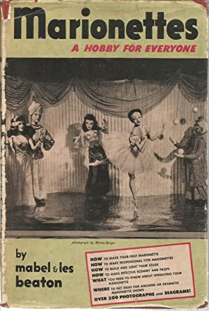 Marionettes a Hobby for Everyone: MABEL AND LES
