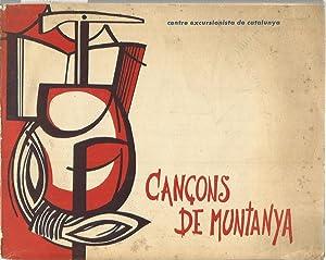Cançoner de muntanya: CENTRE EXCURSIONISTA DE CATALUNYA
