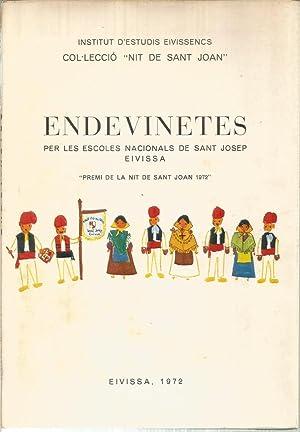 Endevinetes per escoles nacionals de Sant Josep Eivissa