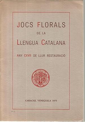 Jocs Florals de la Llengua Catalana, any