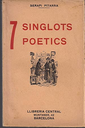 7 singlots poetics: PITARRA, SERAFI