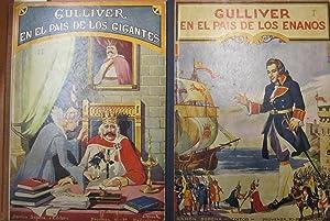Gulliver en el pais de los enanos.: SWIFT, J.