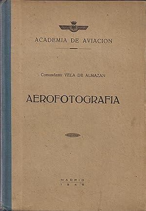 Aerofotografia: VELA DE ALMAZAN (comandante)