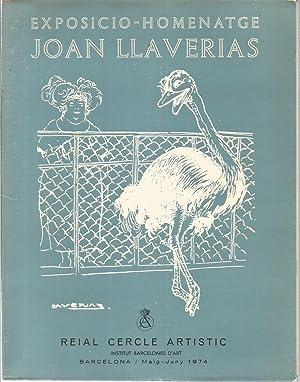 Exposicio-Homenatge Joan Llaverias i Labro 1865-1938.