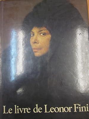 Le livre de Leonor Fini avec la