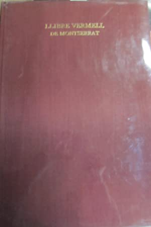 Llibre vermell de Montserrat, edició facsimil parcial: ALTES I AGUILO,