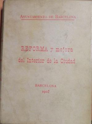 Memoria y proyecto de contrato con el: Ayuntamiento de Barcelona