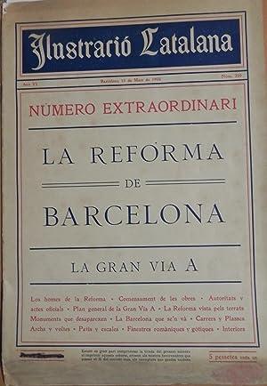 Ilustració catalana, revista setmanal ilustrada. Any VI