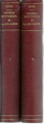 Compendio historico de la religión desde la: PINTON, JOSEF