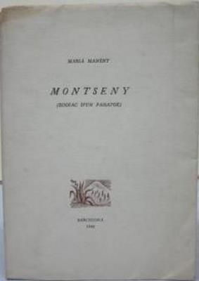 Montseny. Zodiac d un paisatge: MANENT, MARIÀ