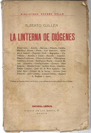 La linterna de diogenes: GUILLEN, ALBERTO