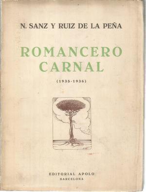 Romancero carnal 1935-1936: N. SANZ Y