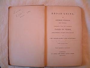 Broad Grins: Colman, George
