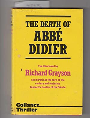 The Death of Abbe Didier