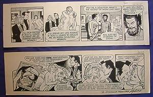 George and Lynne [Original Artwork]: Frost, Conrad &