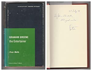 Graham Greene The Entertainer
