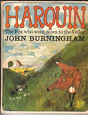 Harquin - The Fox Who Went Down to the Valley