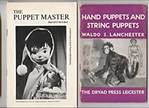 The Puppet Master Magazine (three issues).