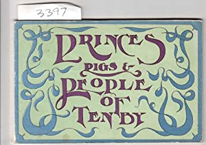 Princes Pigs and People of Tenby.