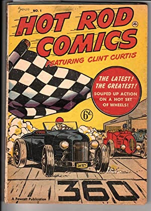 Hot Rod Comics (a collection).