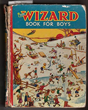 The Wizard Book for Boys (1938).