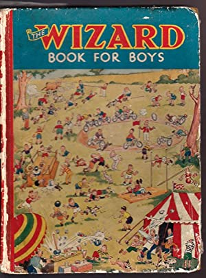 The Wizard Book for Boys.