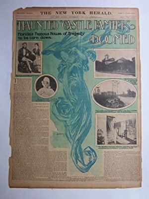 The New York Herald, The Magazine Section, September 2-30, 1906: newspaper]